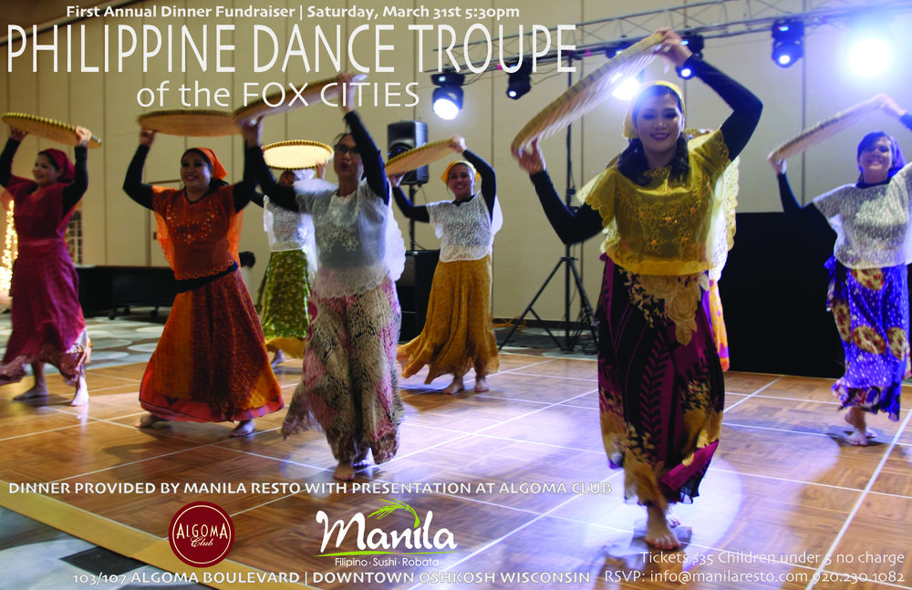 Dedicated to preserving and promoting the Philippine culture through the variety of dances, while providing community education and entertainment.