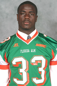 Jonathan Ferrell was a former scholarship football player for Texas A&M University. Photograph: AP