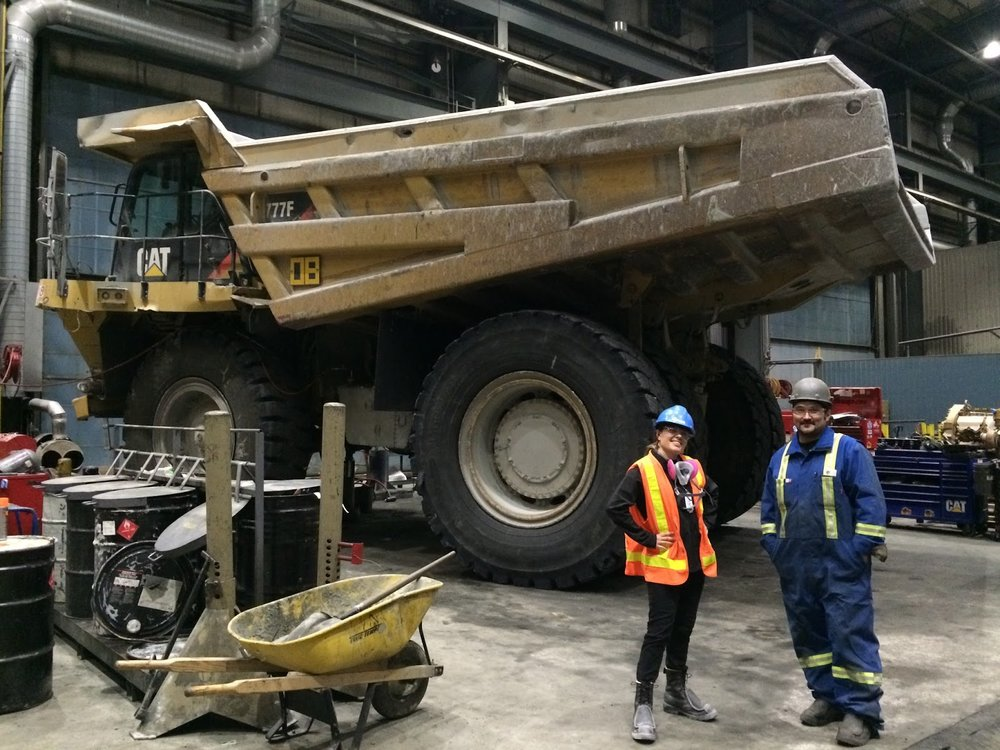Skills Nunavut: On-location at Meadowbank Mine with our Amazing