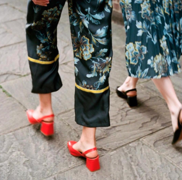Classic Heels -