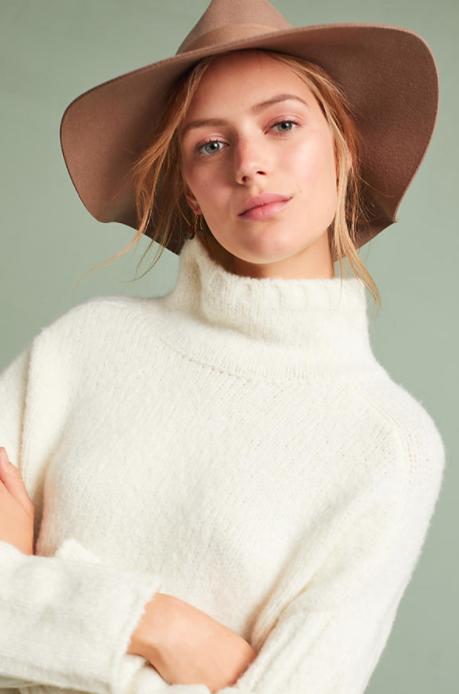 Paloma Turtlenecked Sweater $128