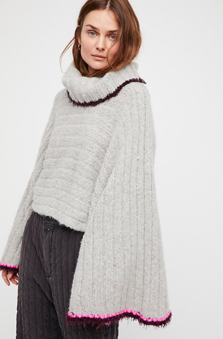 F  ree People Winter Park Sweater $168