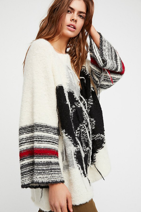 Free People Last Rose Sweater $198