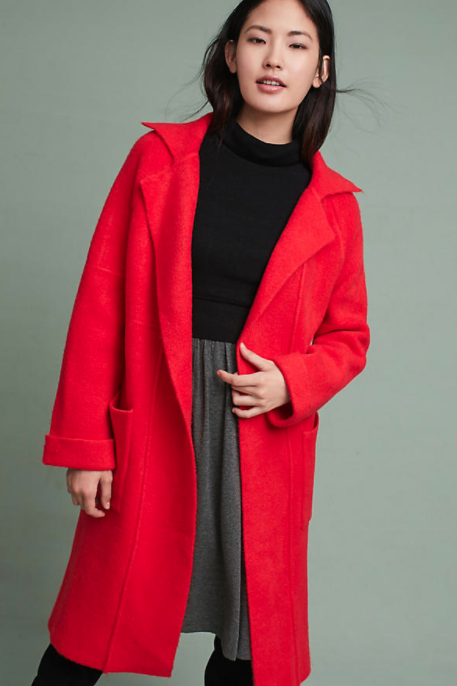 P  hoenix Sweater Coat $248