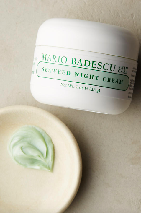 M  ario Badescu Seaweed Night Cream $22