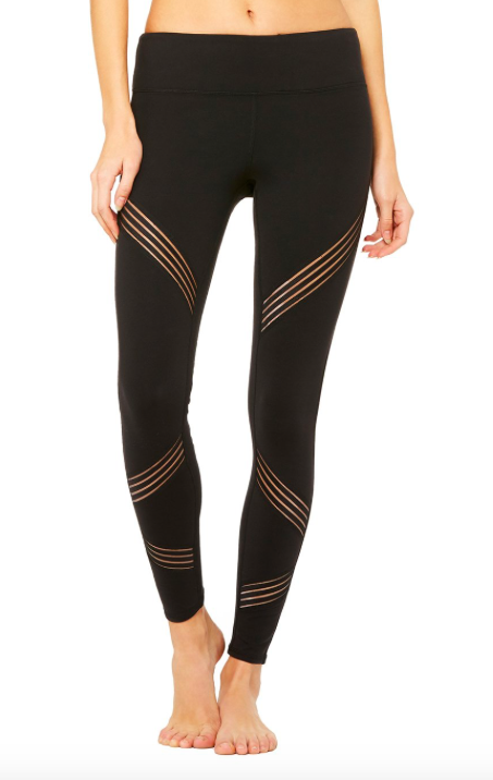 A  lo Yoga Multi Legging $120