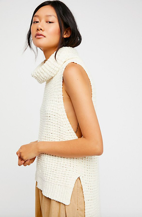 Free People SkyScraper Sweater $98