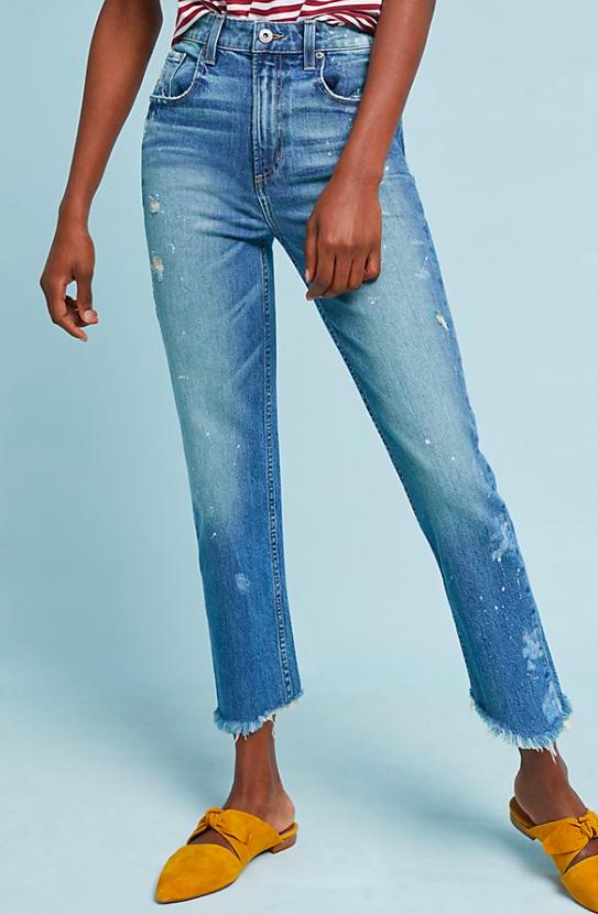 Paige Jacqueline High Rise Jeans $239