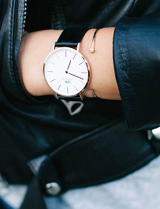 A Classic Watch -