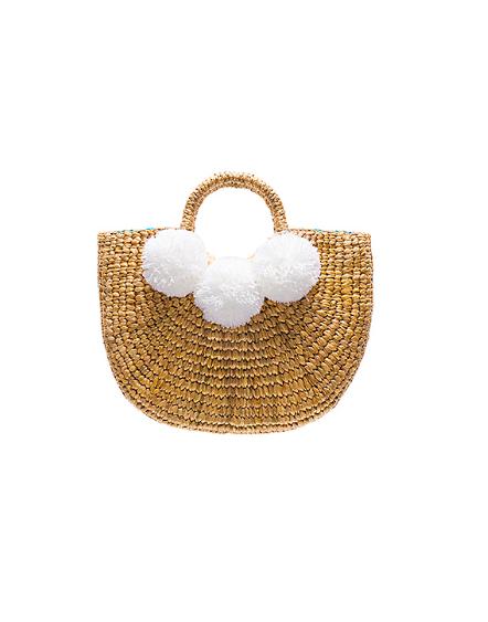 J  ade Tribe Pom Pom Bag $165
