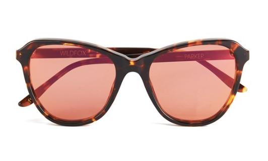 Wildfox Parker Deluxe Sunglasses $88
