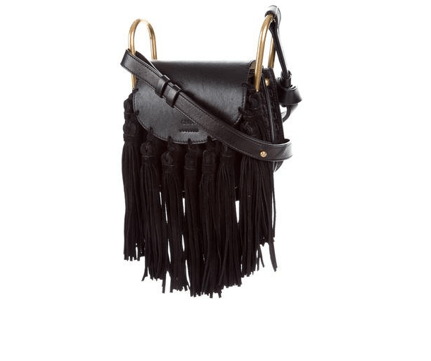 Chloe Hudson Mini Fringe Bag $1,095