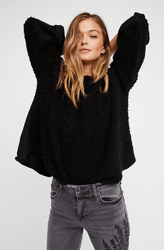 A Lightweight Sweater -