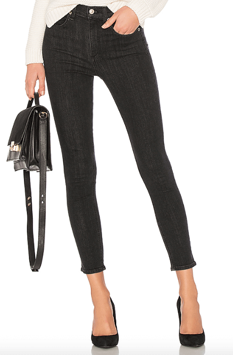 Rag & Bone High Rise Skinny Ankle $195
