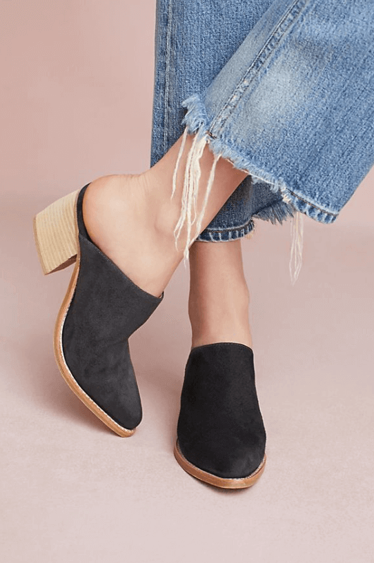 Drop the Statement Shoe -