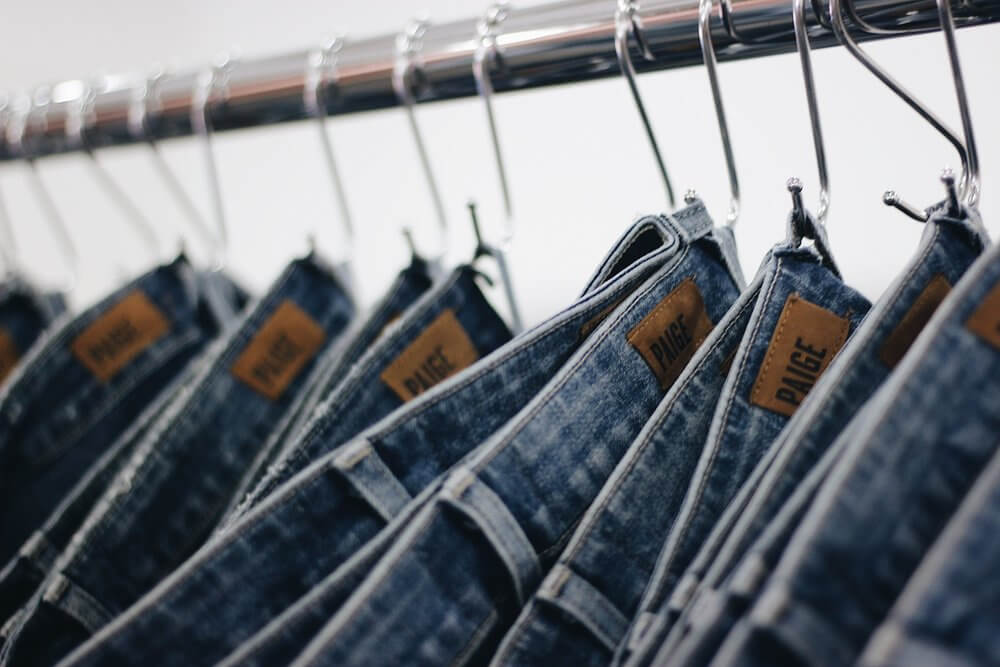 2. Dark Wash Denim -