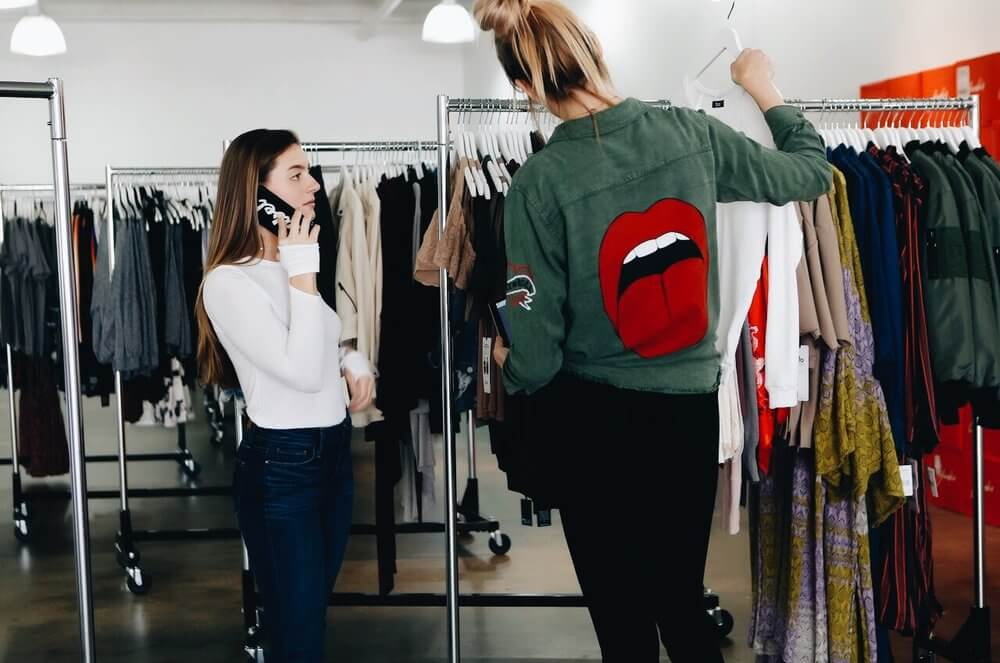 Our stylists are available to you. -