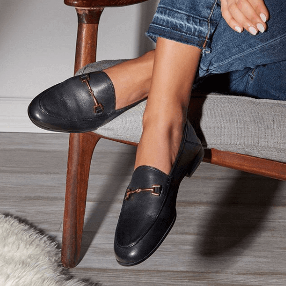 A Power Shoe -