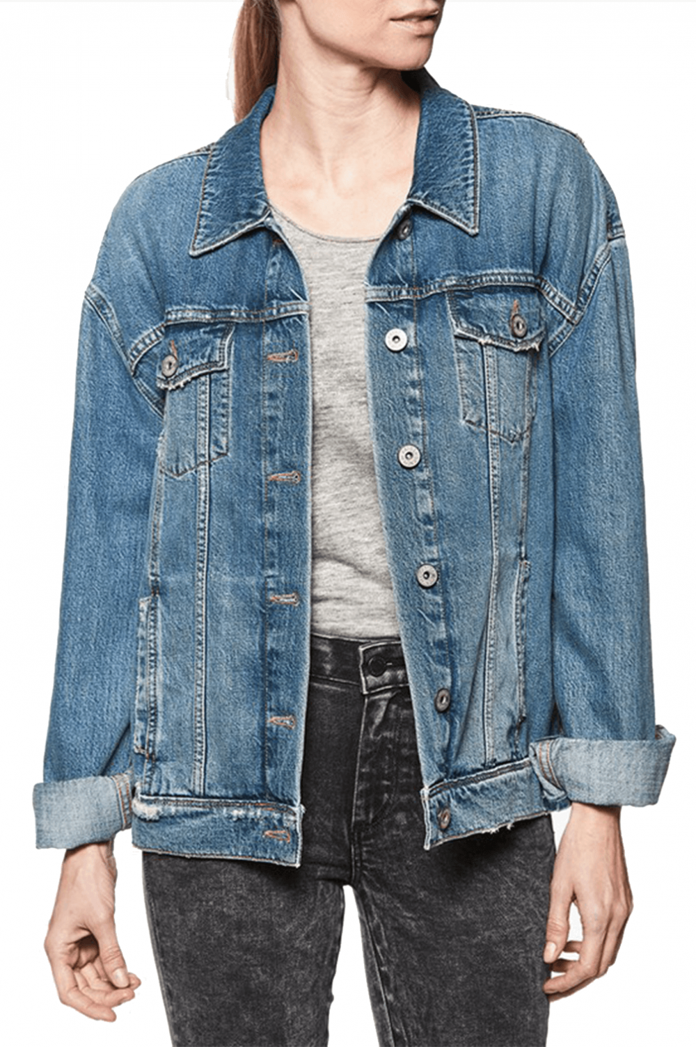 A Denim Jacket -