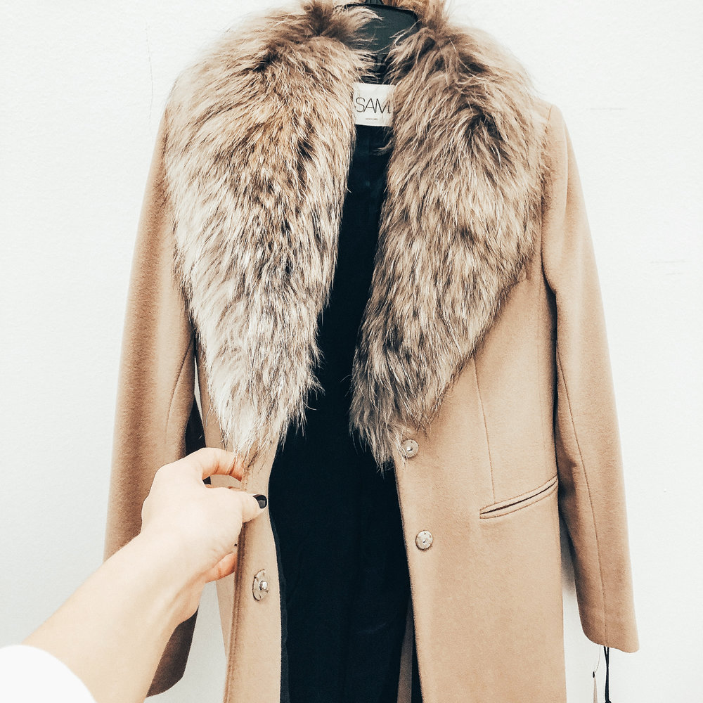 SAM Crosby Coat - $995