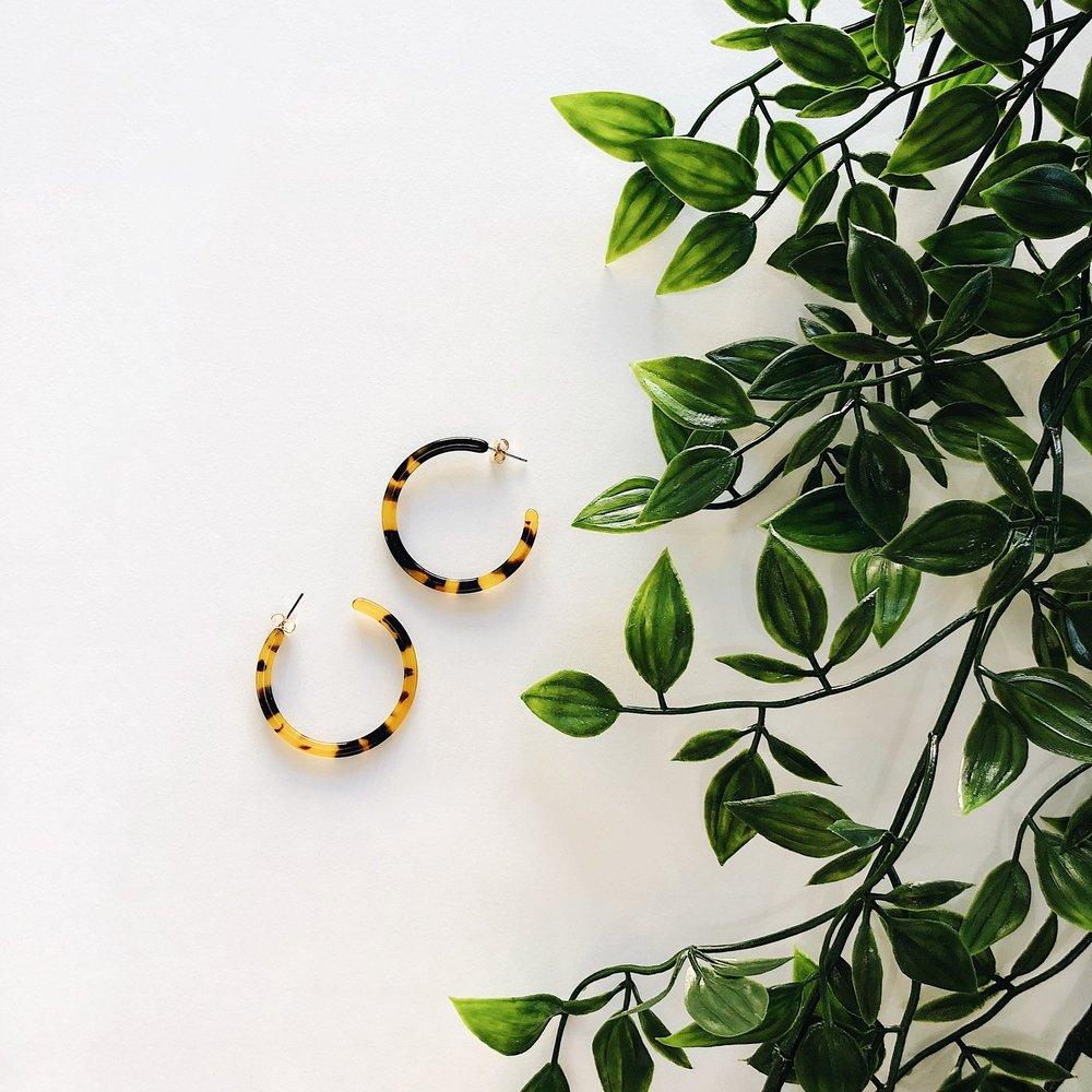 Five & Two Joplin Earrings