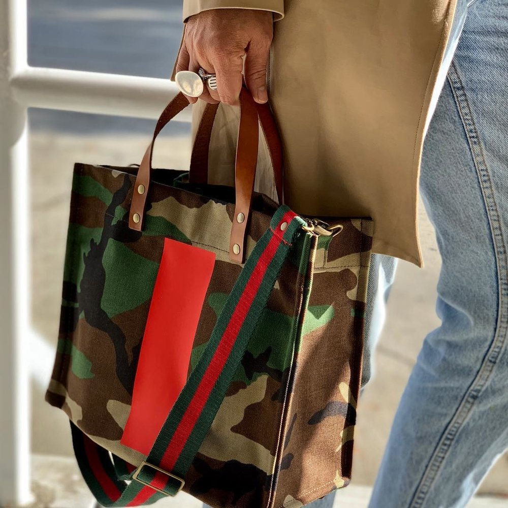 Parker Thatch Bags - parkerthatch.com