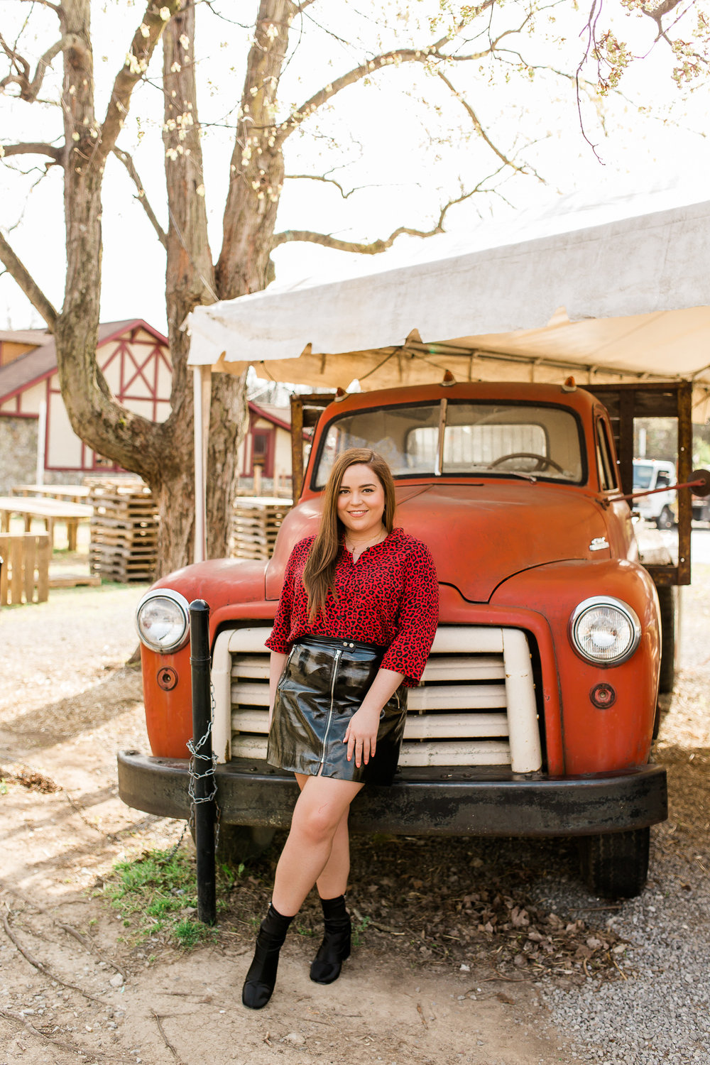 Vintage Truck - Next to Frothy Monkey