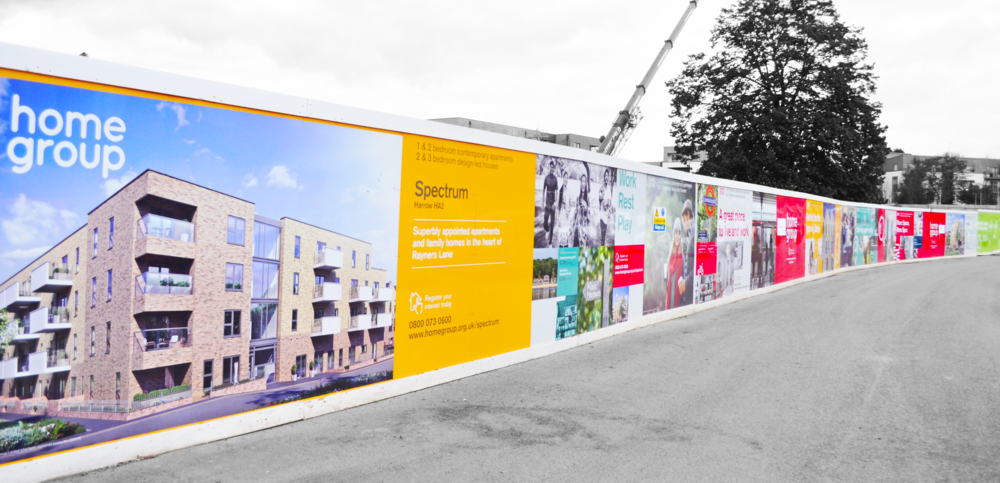 Transform Your Hoardings