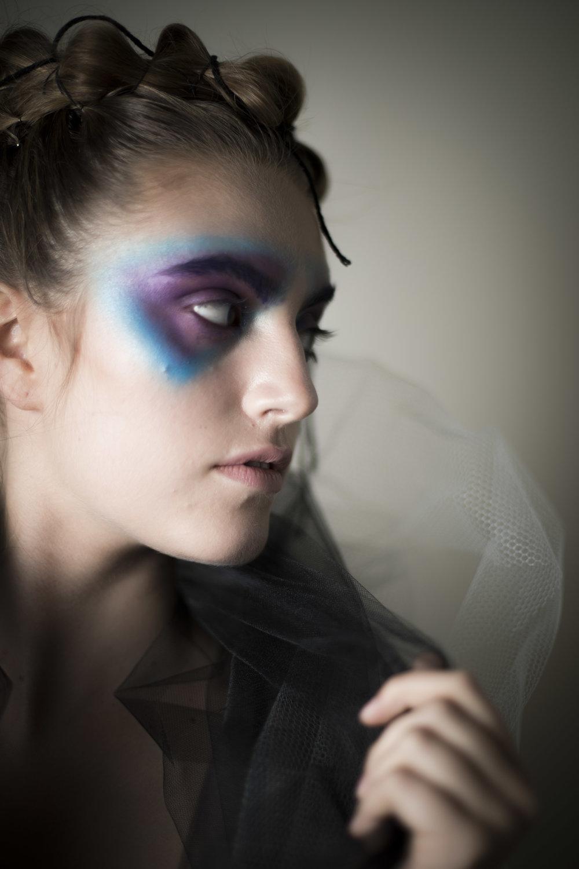 Photographer: Alexis Fairbanks Photography  Model: Sophie Purut  Hair: Alli Carter