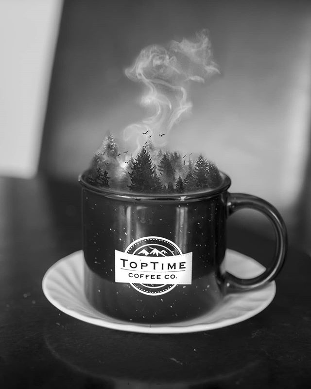 Looking for a way to inhale 16 ounces of coffee AND help a small business?! Check out our OG campfire mugs (link in bio) and thanks to @sethmacey for sharing your photography magic with us ✌☕ #thatstarbucksmugisgettingoldanyway