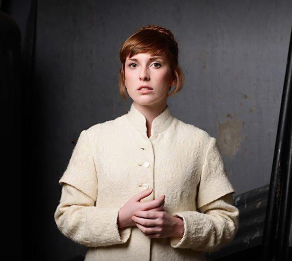 Ashford portraying Sonya Rostova in the 2016 Broadway musical Natasha, Pierre, & the Great Comet of 1812