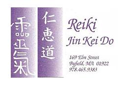 Reiki Jin Kei Do  Mountain Laurel