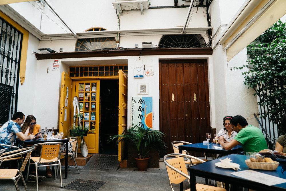 Best Restaurants Sevilla