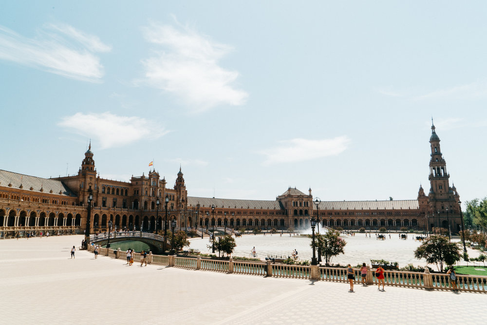 What to see and do in sevilla