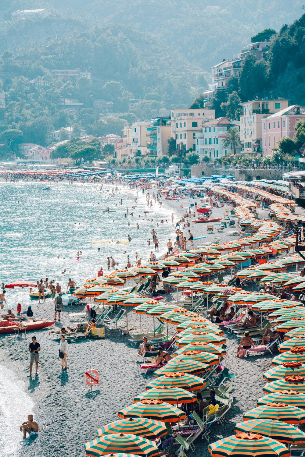 Cinque Terre Summer City Guide