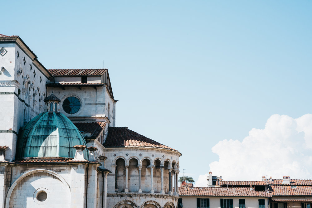 Lucca Summer City Guide