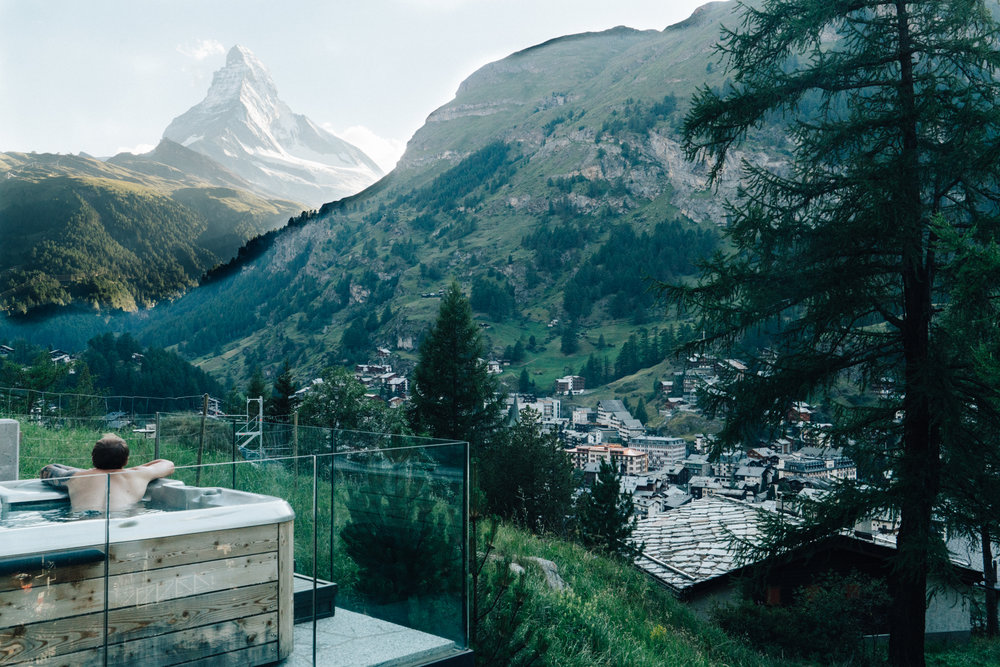 best hotels zermatt