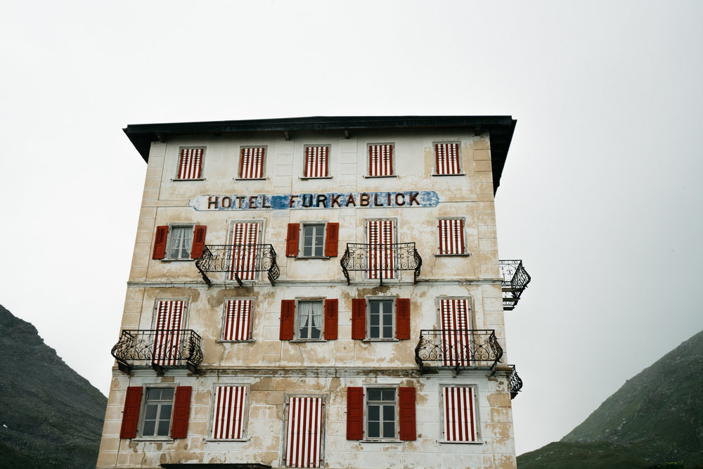 furka pass restaurants