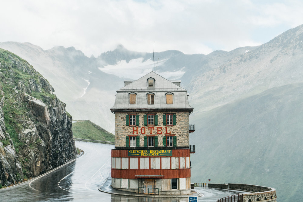 Furka Pass Travel Guide Switzerland Road Trip