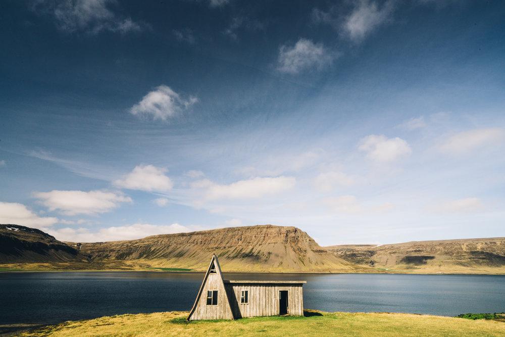 Westfjords Cabin Iceland