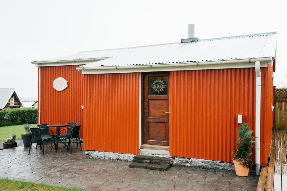 Travel Guide Iceland Restaurants and Coffee Shops