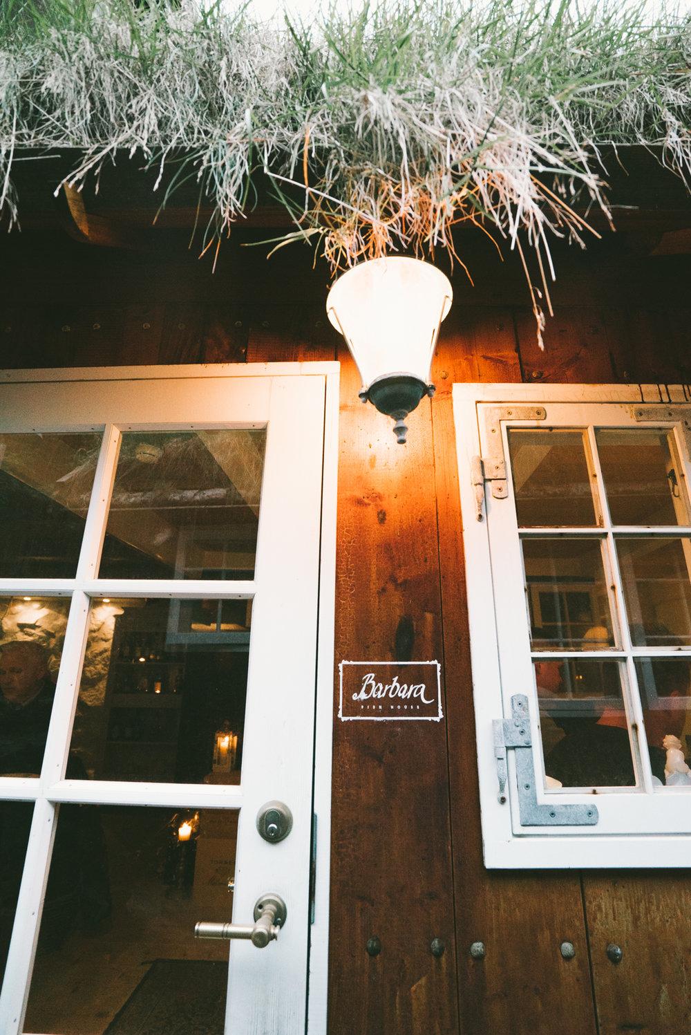 The best restaurants in the faroe islands