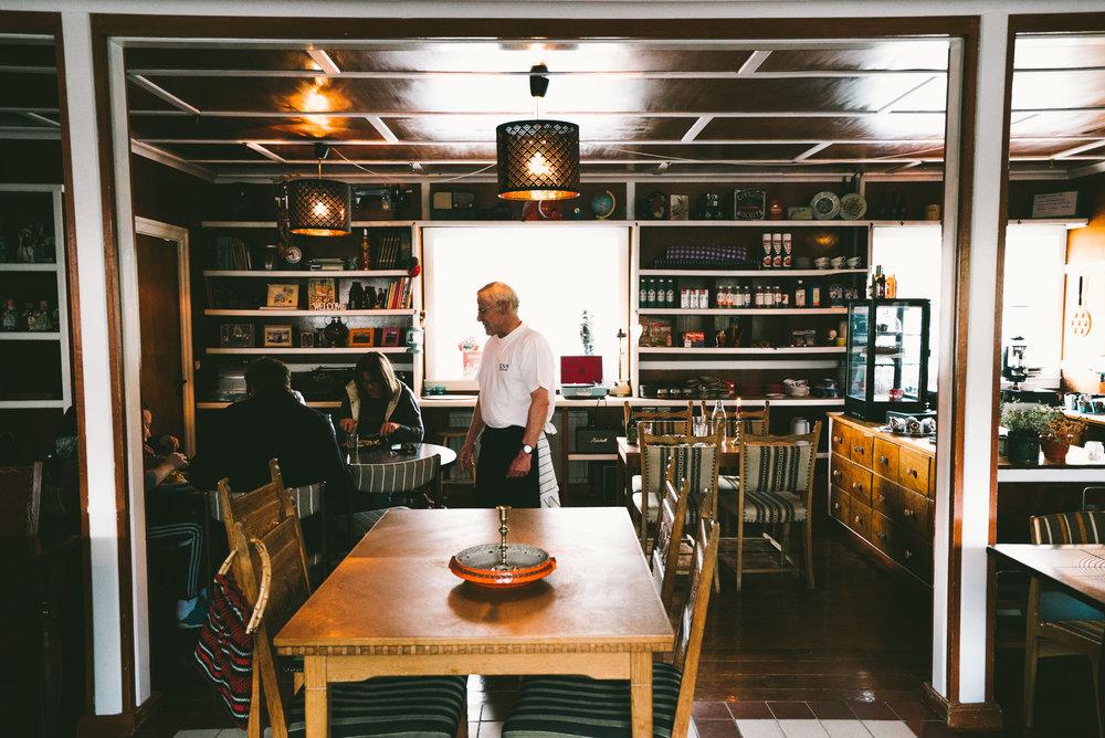 best restaurant faroe islands