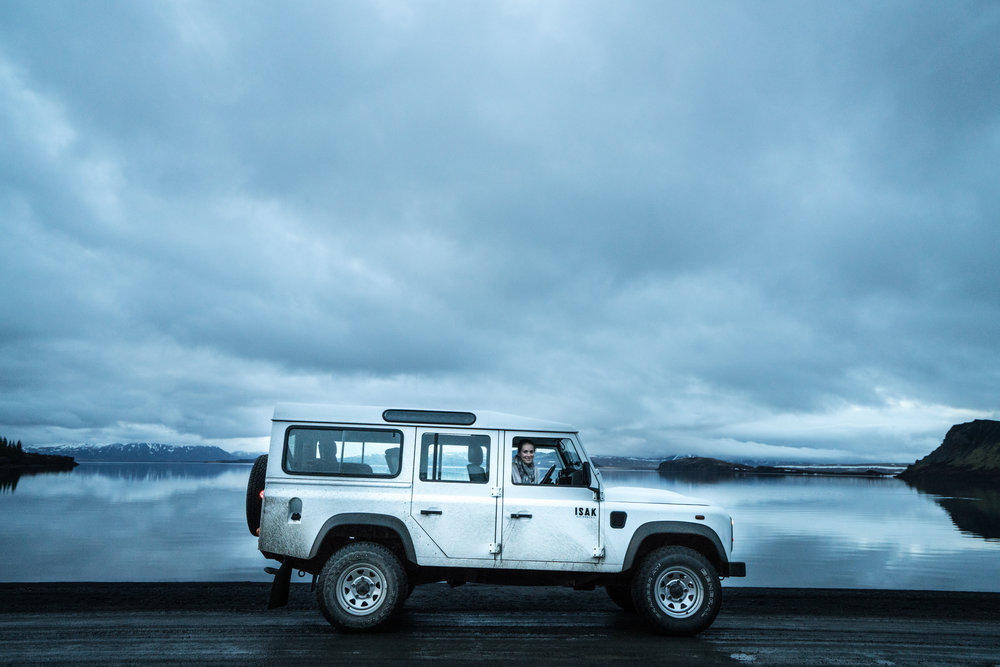 Iceland Adventure Road Trip