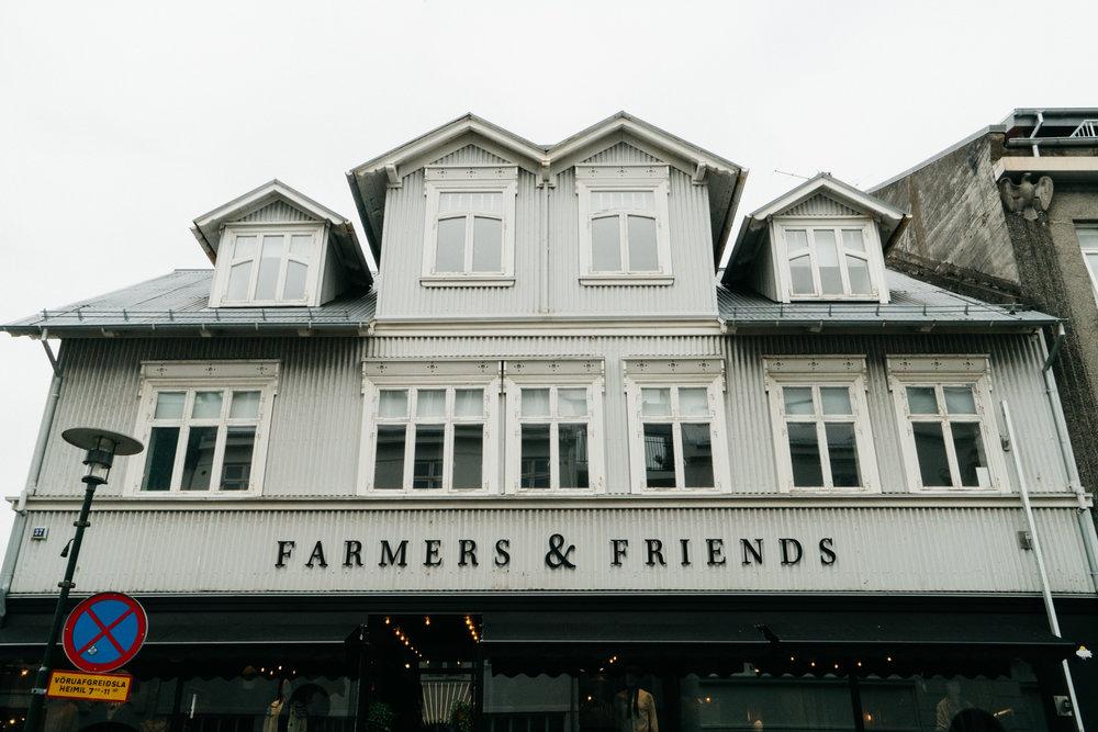 Best Shops Reykjavik Iceland