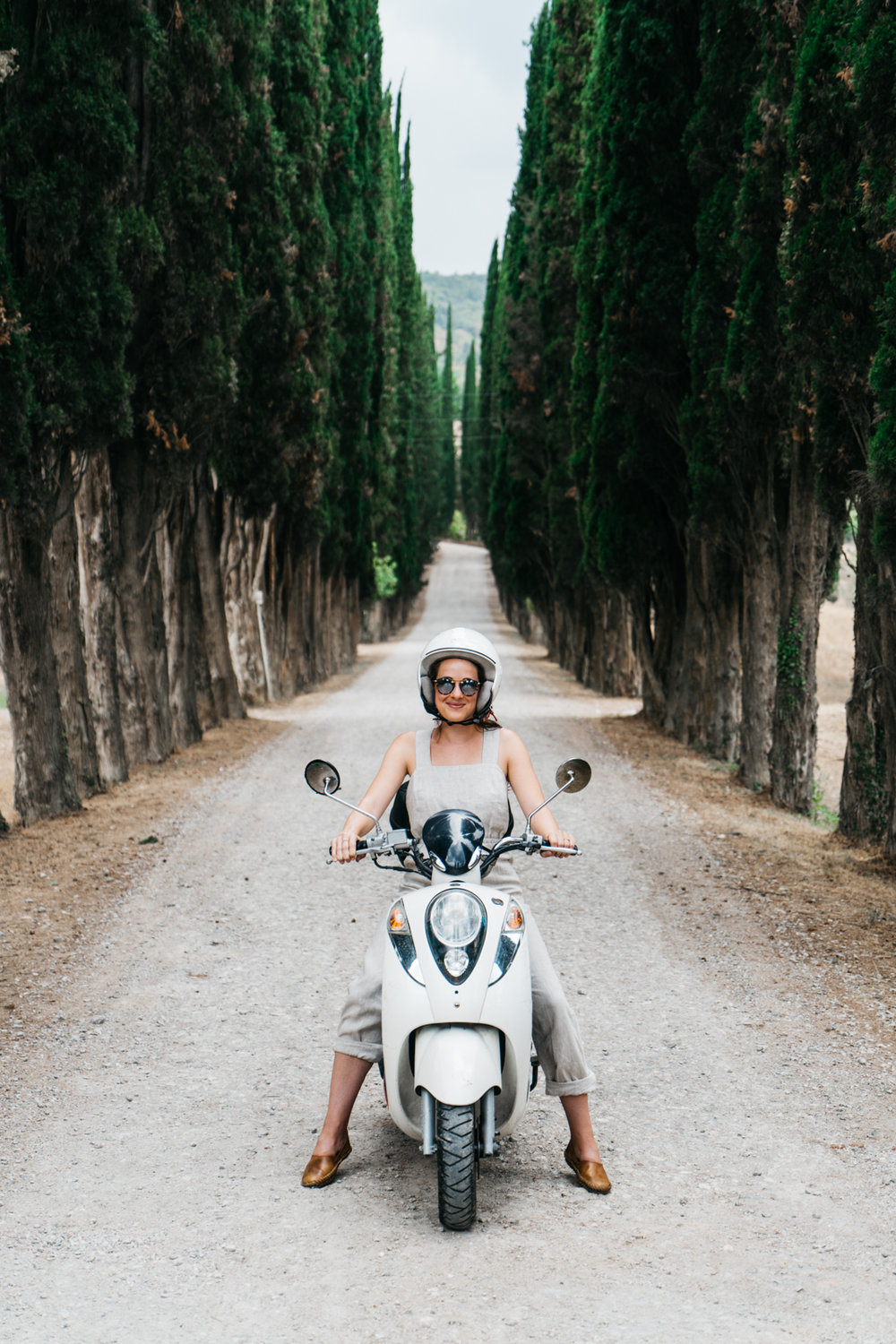 tuscany scooter rental italy