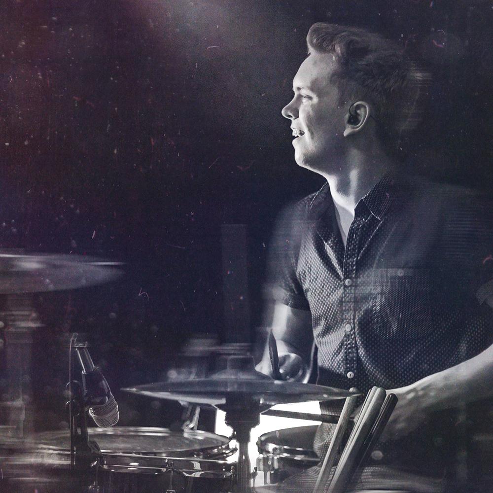 Aaron / Drums