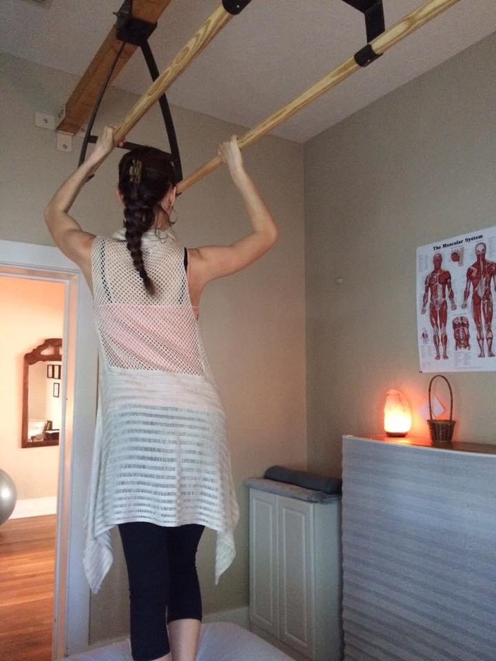 Ashiatsu Barefoot Massage -