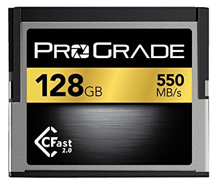 PROGRADE 128 GB CFAST