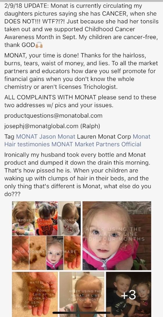 Why To Avoid Monat Courtney Muzzey